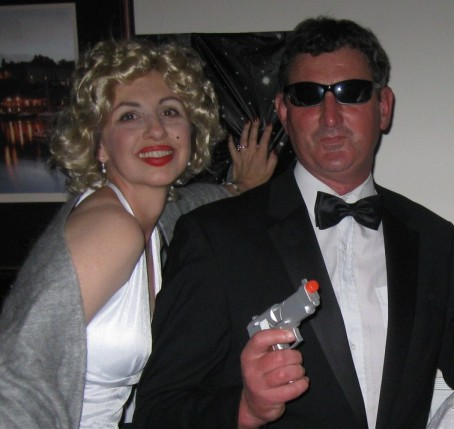Marilyn and 007