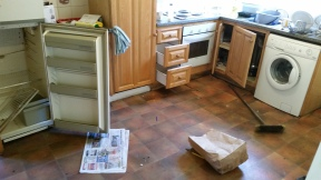 Kitchen in need of a makeover