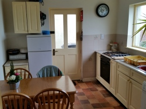Kitchen got a lick of paint